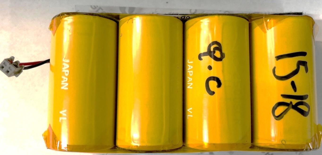 Buck BioAire, BioSlide, BioCulture,Aerotrap Battery pack