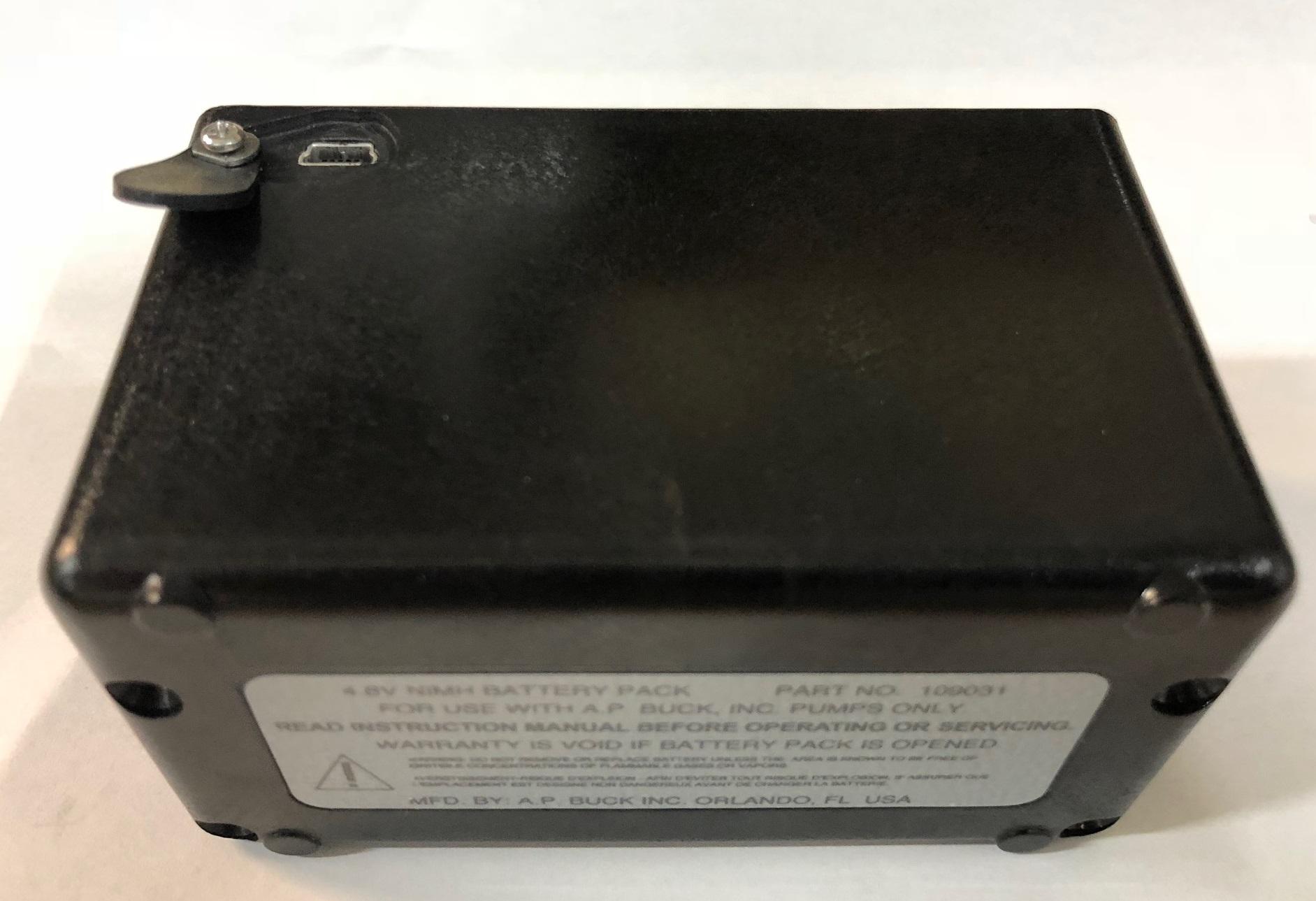 NiMH  Triple Battery Pack with USB Mini B jack for Libra/Elite pumps