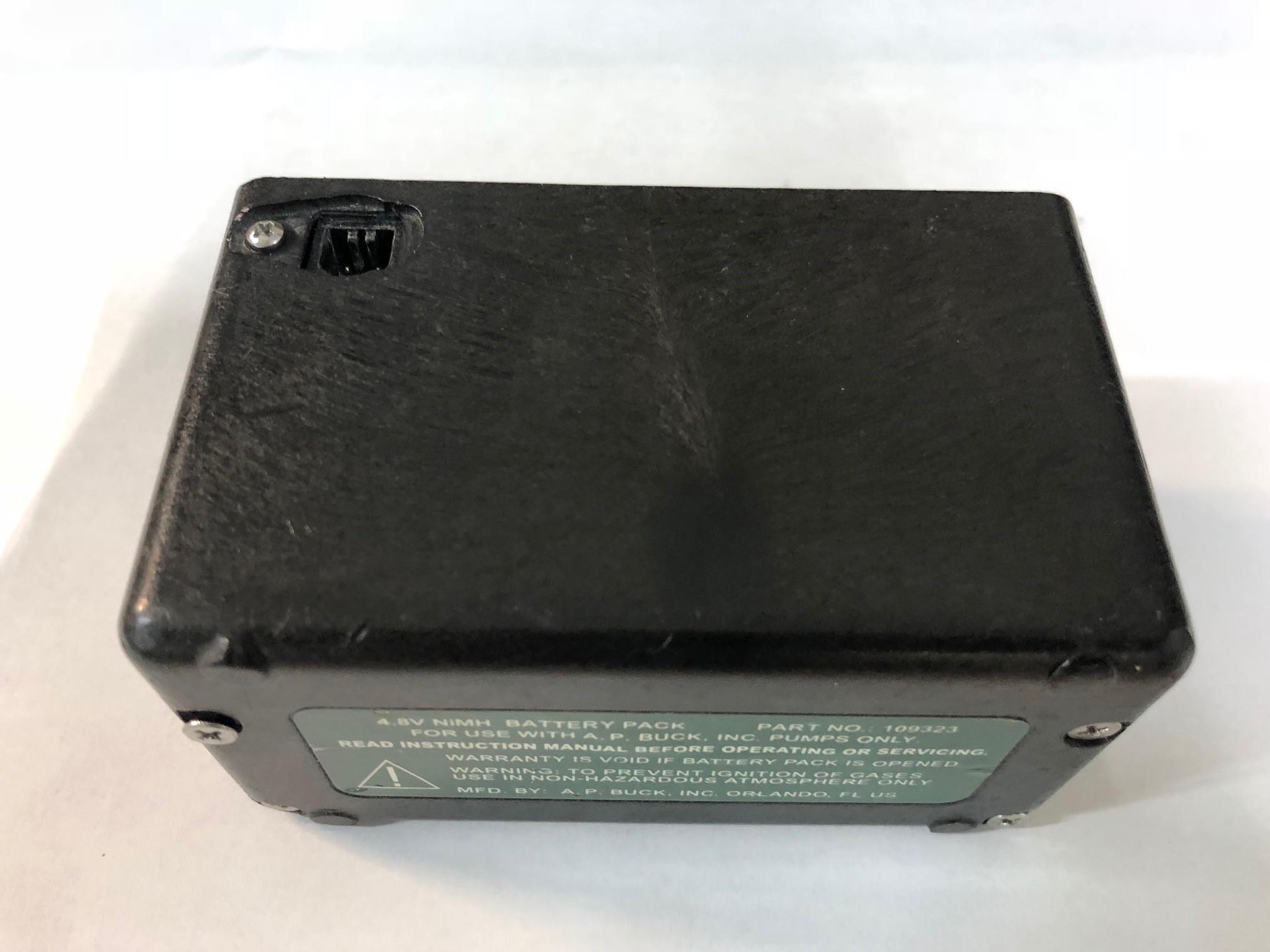 4.8V NiMH Triple Pack Battery with Hirose jack for Libra/Elite pumps