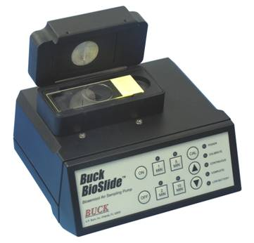 BUCK BioSlide Pump