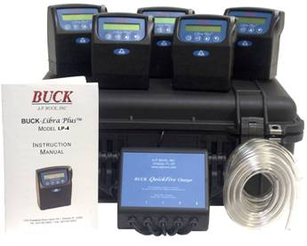 Buck Libra Plus LP-5 5PK Pump Kit
