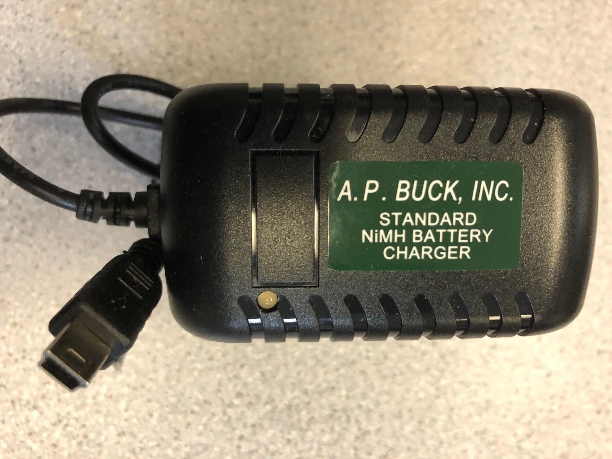 Standard Smart NiMH Charger with USB Mini B Plug 120 VAC